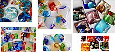 Schmuck Mosaiksteine