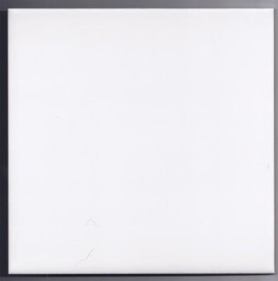 Keramische Fliese weiß 1 St. ca. 19,7x19,7cm
