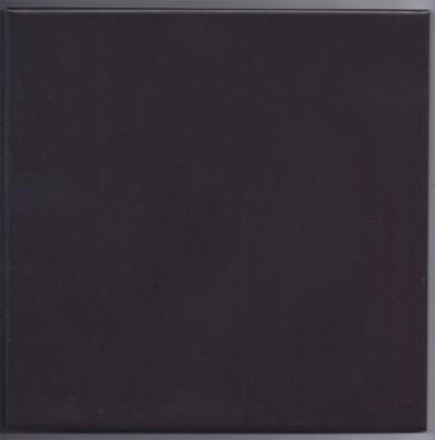 Keramische Fliese schwarz 1 St. ca. 19,7x19,7cm