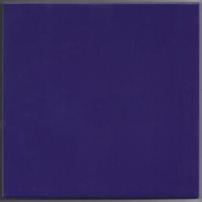 Keramische Fliese dunkelblau 1 St. ca. 19,7x19,7cm