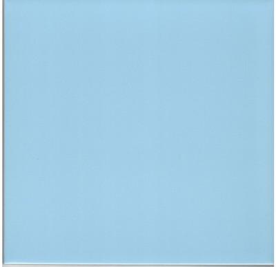 Keramische Fliese hellblau 1 St. ca. 19,7x19,7cm