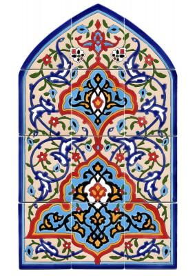 Orientalische Fliesen 100x60 cm Taghi-creme-eslimy