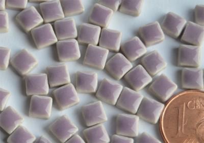 Mini Mosaiksteine lila, 5x5mm, 20g - ca. 120-150 St.