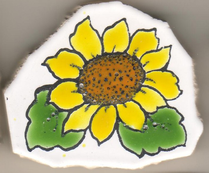 Image gallery sonnenblume malen for Synonym basteln