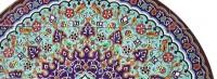 Orientalische Fliesen Durchmesser ca. 72 cm Bandar