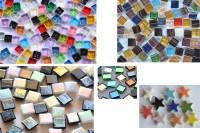 Mosaiksteine Bastelmix3 aus 5versch. Artikeln 270 St ca.197g