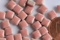 Mini Mosaiksteine rosa, 5x5mm, 20g - ca. 120-150 St.