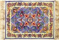 Orientalische Wandfliesen 60x90 cm Parisa-blau