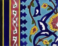 Orientalische Fliesen 60x50 cm Taghi-nima