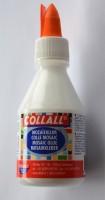 Weissleim Kleber zum Mosaik Basteln 100 ml